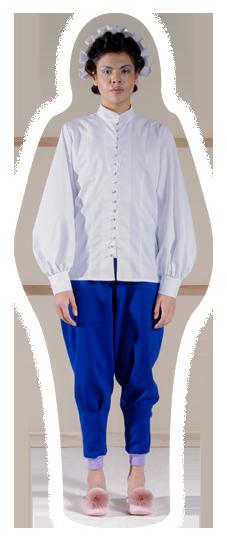 Camisa Luis XIV